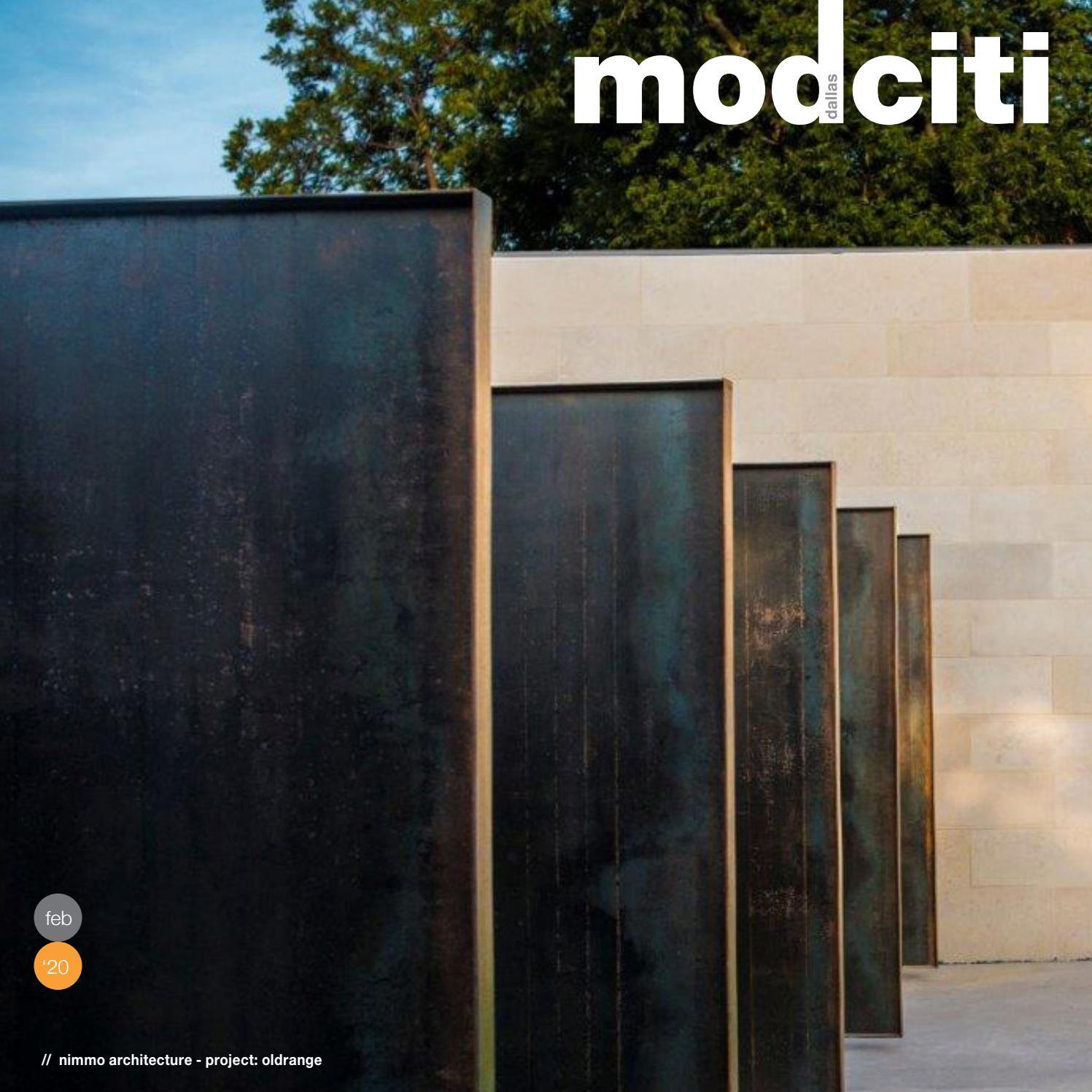 Best Of Modern in Dallas Issue 06 // Februrary 2020