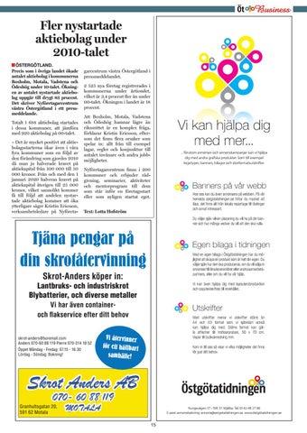 Page 15 of Fler nystartade aktiebolag