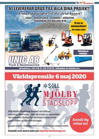 Page 17 of Transporter vid truckfabriken kör på biogas