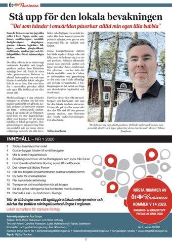 Page 2 of Tobias Josefsson har ordet