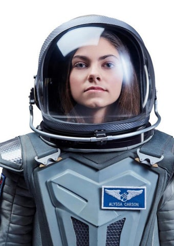 Page 24 of Life on Mars: World's Youngest Astronaut