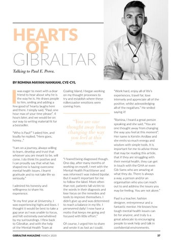 Page 37 of Hearts of Gibraltar: Paul Perez