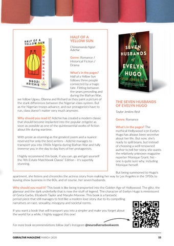 Page 55 of Bookish: Join Our Monthly Book Club