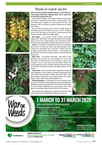 Page 27 of Weeds to watch out for