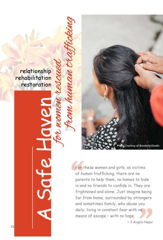Page 32 of A Safe Haven for Women Rescued from Human Trafficking