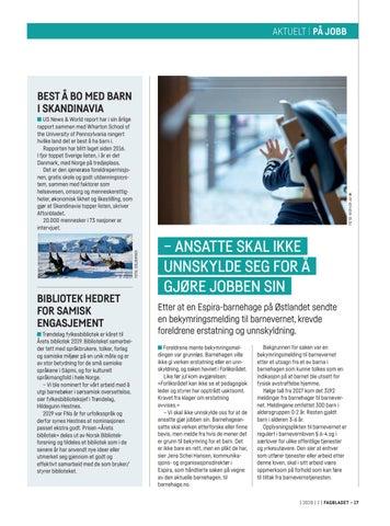 Page 17 of Tidspress fører til mer vold og trusler på jobben