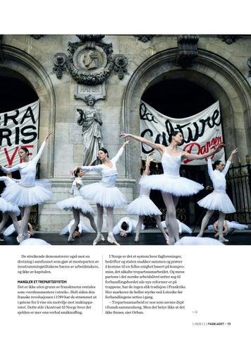 Page 73 of Franske ansatte streiker mot regjeringens pensjonsreform