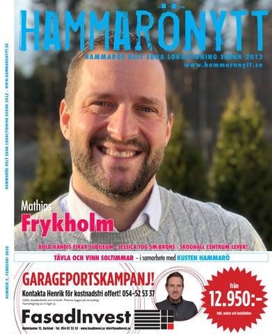 Nyheter - Hammar kommun