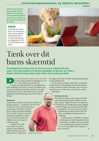 Page 23 of Tænk over dit barns skærmtid