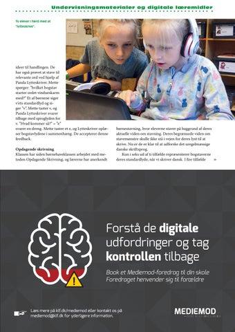 Page 27 of Ny metode til skriftsprogs undervisning af de yngste børn