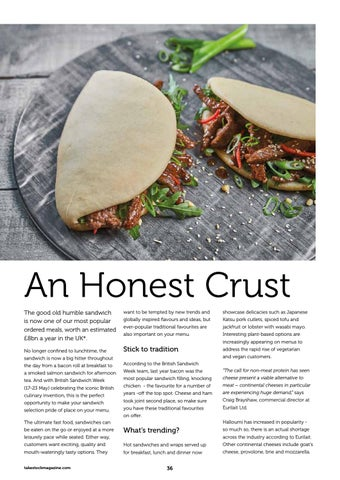 Page 36 of AN HONEST CRUST