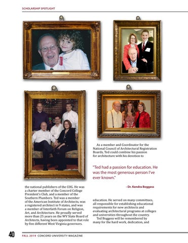 Page 40 of Scholarship Spotlight