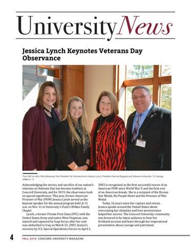 Page 4 of University News