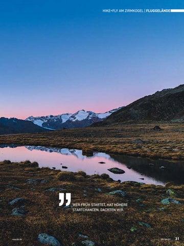Page 31 of Hike und Fly – Greenhorns am Gletscher