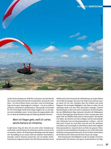 Page 37 of On air – Flugerlebnisse mit Freunden teilen
