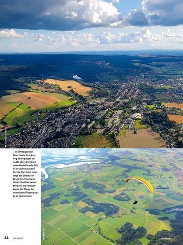 Page 44 of Flachlandfliegen zwischen Theorie und Praxis
