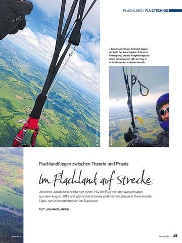 Page 45 of Flachlandfliegen zwischen Theorie und Praxis