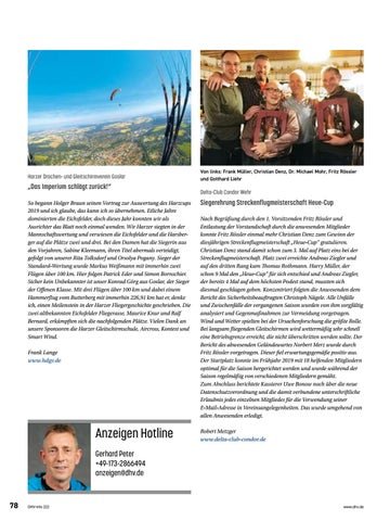 Page 78 of Nachrichten der Vereine