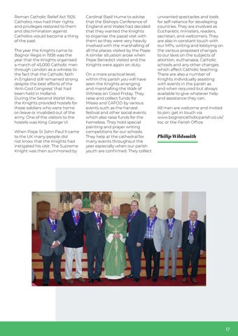Page 17 of 17 - Knights of St Columba