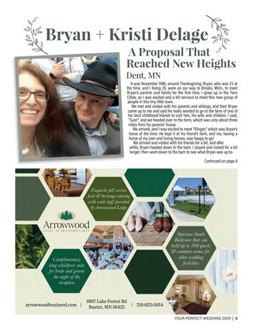 Page 5 of BRYAN AND KRISTI'S ENGAGEMENT STORY