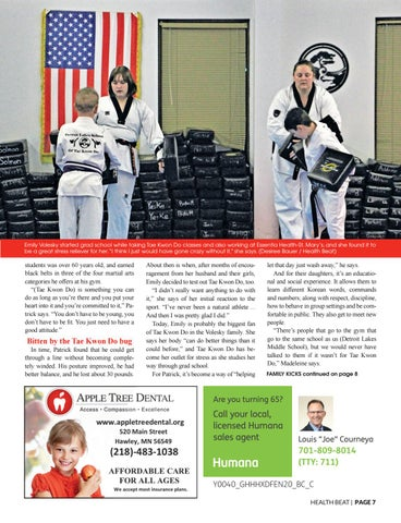 Page 7 of TAE KWON DO