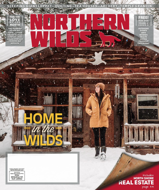 Northern Wilds March 2020 By Northern Wilds Magazine Issuu