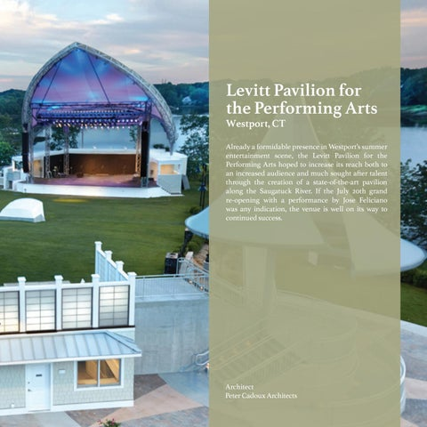 Page 11 of Levitt Pavilion for the Performing Arts   Westport, CT