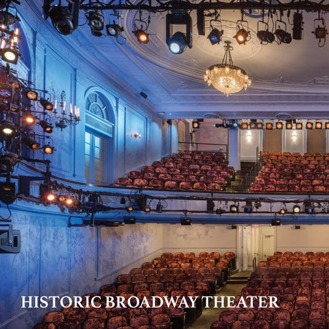 Page 20 of Hayes Theater   New York, NY