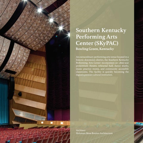 Page 25 of Southern Kentucky Performing Arts Center   Bowling Green, KY