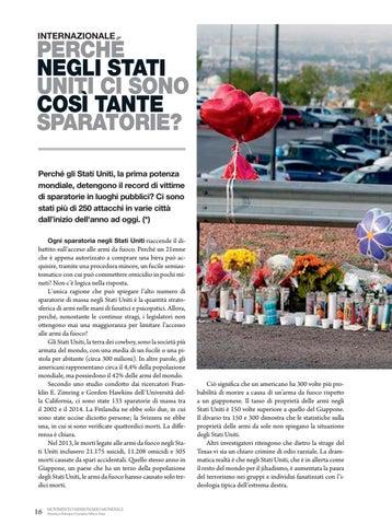 Page 16 of Internazionale PERCHÉ NEGLI STATI UNITI