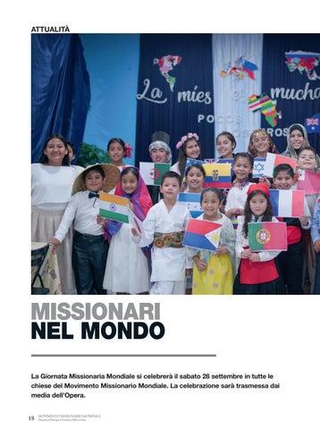 Page 18 of Attualità MISSIONARI NEL MONDO