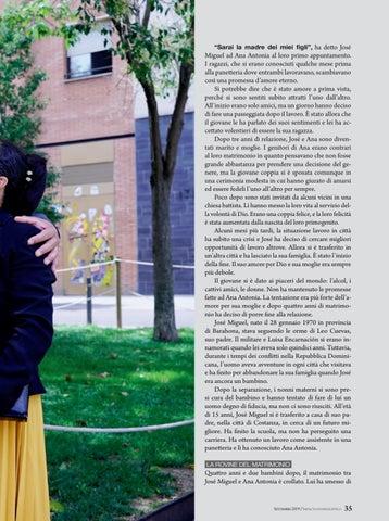 Page 35 of Storia di vita QUANDO L'AMORE RINASCE