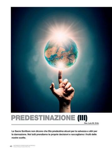 Page 40 of Apologetica PREDESTINAZIONE (III