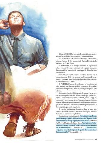 Page 45 of Devozionale QUAL È IL MIGLIOR LAVORO?