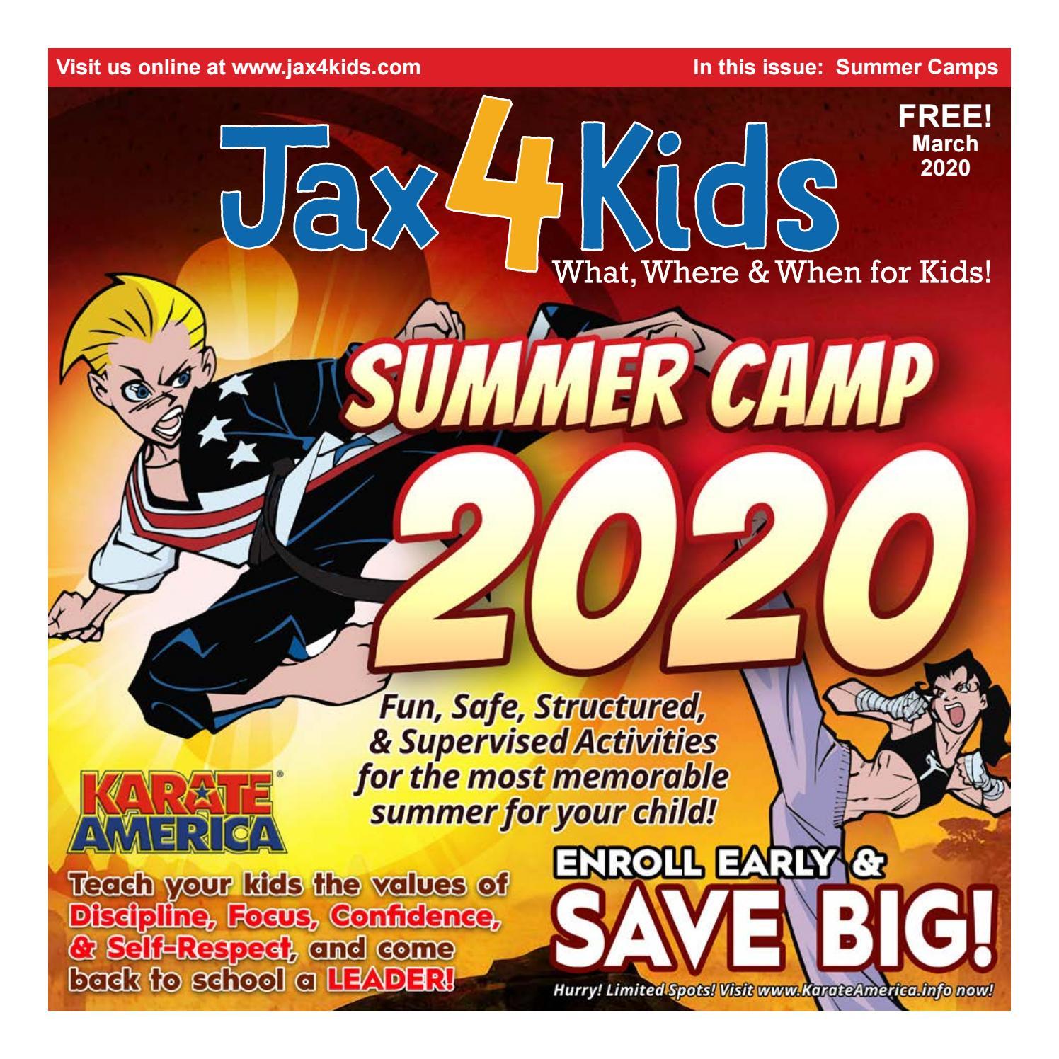 Jax4kids March 2020 By Jax4kids Issuu