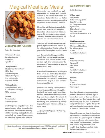 Page 31 of MEATLESS