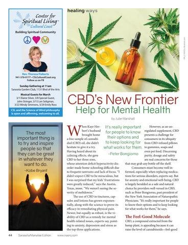 Page 44 of CBD'S