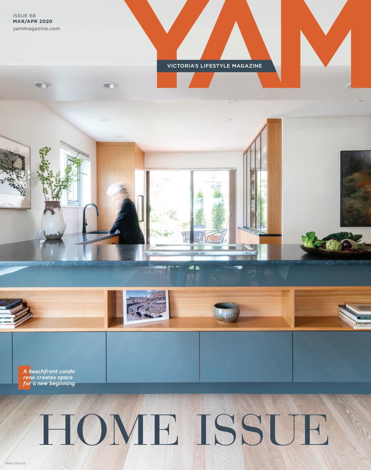 Yam Magazine March April 2020 By Page One Publishing Issuu