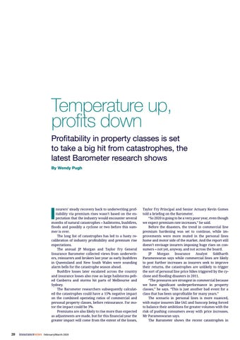 Page 20 of Temperature up, profits down
