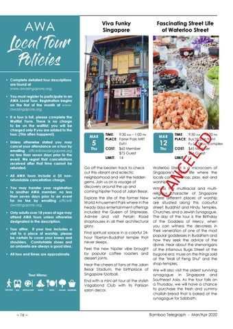 Page 18 of Local Tours