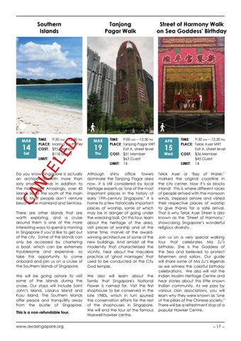 Page 19 of Local Tours