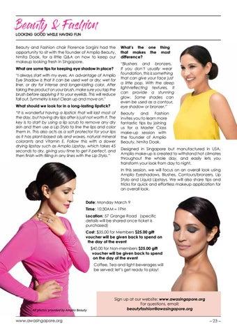 Page 25 of Beauty & Fashion
