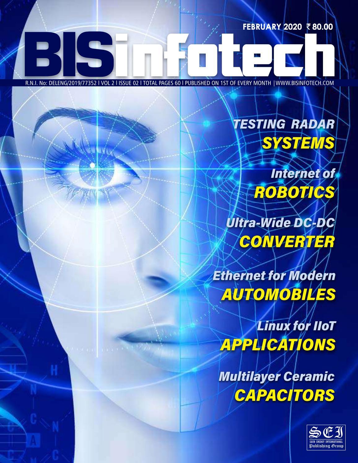Bisinfotech Magazine February Issue 2020 By Bis Infotech Issuu
