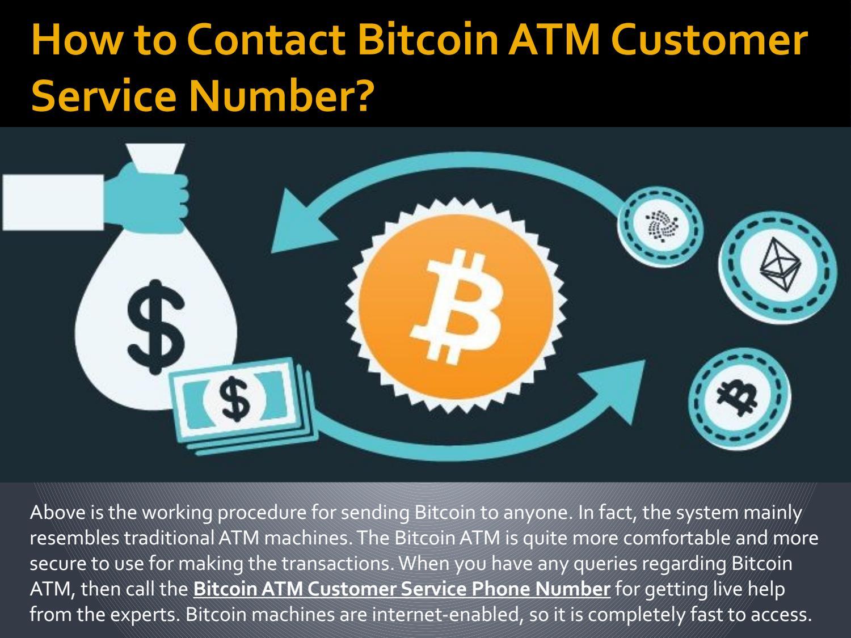 bitcoin contact)