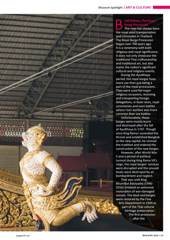 Page 43 of The National Museum of Royal Barges