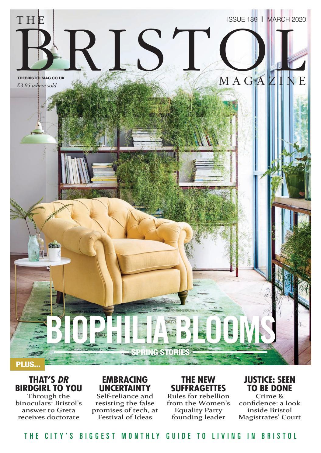 The Bristol Magazine March 2020 By Mc Publishing Limited Issuu