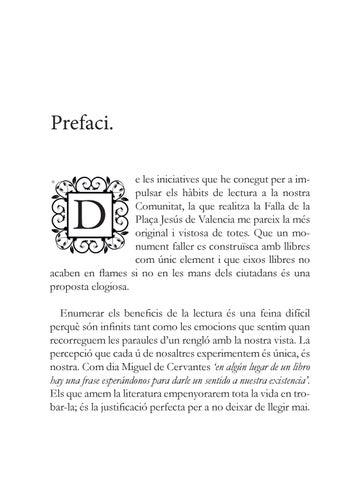 Page 16 of A.C. Falla Plaça de Jesús - Liberum Libri - Prefaci