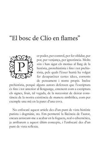 Page 23 of A.C. Falla Plaça de Jesús - Liberum Libri - El bosc de Clío en flames