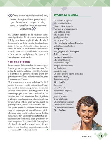 Page 13 of STORIE DI GIOVANI