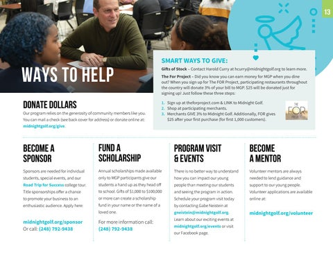 Page 15 of Ways to Help